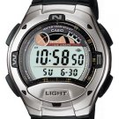 Casio Tide Moon Phase Digital Sport Watch W753-1AV New
