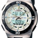 Casio Analog Digital Sports Watch AQ-164W-7 New