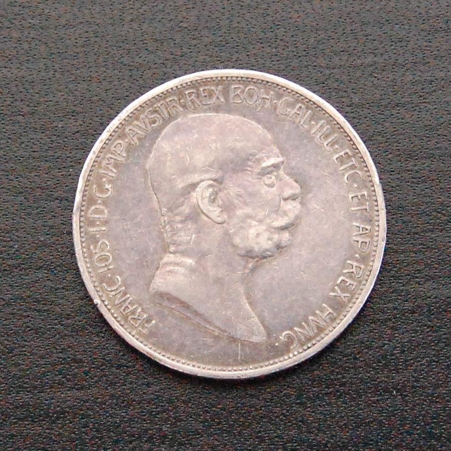 1908 5  Corona Austria