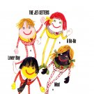 Spunky Mod 60s Jet Setters Rocker A Go Go Cloth Dolls Butterick 4168 Vintage Pattern