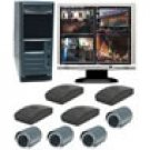 4 Channel Wireless Digital Video Recording System