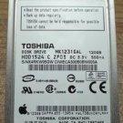 Toshiba MK1231GAL 120GB Mobile ZIF Hard Drive for Apple