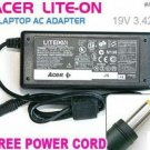 19V 3.42A 65W AC ADAPTER CHARGER MEDION MD9800 MD98300