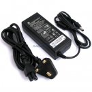 65W AC Adapter Charger for Fujitsu-Siemens Lifebook A4187 A4170