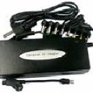 120W universal AC adapter power supply for many laptops