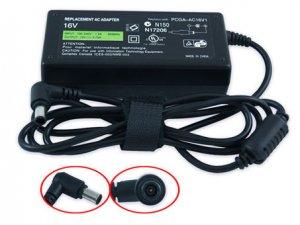 16v 3.75a 60W AC Adapter Sony VGN-B,VGN-B100,VGN-B100B,VGN-B100B