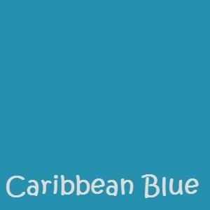Caribbean Blue Powder Fiber Reactive Dye For 1lb Natural Fabric Fur