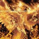 Phoenix Cross Stitch Chart