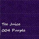 Purple Jacquard Tee Juice Broad Tip Fabric Marker