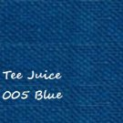 Blue Primary Jacquard Tee Juice Broad Tip Fabric Marker