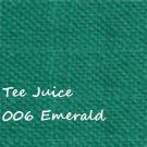Emerald Green Jacquard Tee Juice Broad Tip Fabric Marker