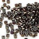 Miyuki #007 Iris Khaki Delica Round Seed Beads