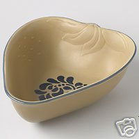 Pfaltzgraff Folk Art Strawberry Bowl Serve NEW Stnrware