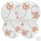 Corelle Pretty Pink Stovetop Burner Cover Set NEW