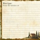 "Tuscan Olives Recipe Cards 36 6""x4"" NEW Scripture"