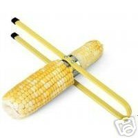 Corn on the Cob Strippers 2 Cutters Slicers Knife NEW