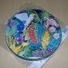 Giraffe Jungle Parrot Stovetop Burner Covers 4 NEW