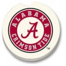 University of Alabama Car Coasters Set of 2 NEW Stone