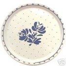 """Pfaltzgraff Yorktowne Melamine Round Platter 15"""" NEW"""