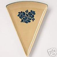 Pfaltzgraff Folk Art Slice Plate Pizza NEW
