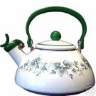 Corelle Callaway Whistling Teakettle NEW 2.2 Steel