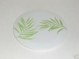 Corelle Bamboo Leaf Trivet Melamine NEW Hot Pad