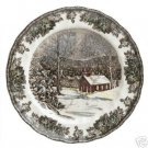 Johnson Brothers Friendly Village Dinner Plate NEW