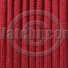 25ft Parachute Cord Para Cord 550 lb 7 Strand Military Paracord - Bright Red