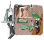 RCBS Partner Press Reloading Kit