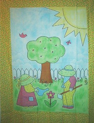 Sunbonnet Sue Pattern Page - SunbonnetSue.Com