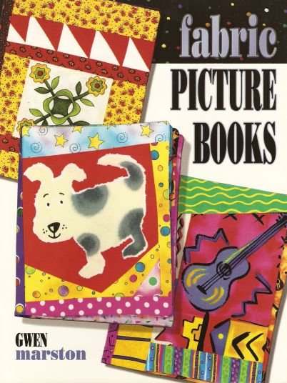 Fabric Picture Books for Kids Book