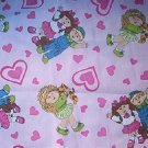 Cabbage Patch Kids Quilt Fabric OOP