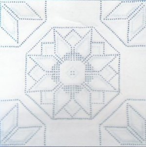 Octagon Star Quilt Blocks