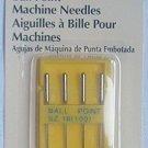 Ball Point Machine Needles sz 16