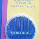 Quilters Needle Compact 30 Assorted Betweens