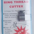 Sewing Ring Thread Cutter
