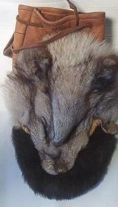 Fox Possibles Bag Mountain Man Reenactors