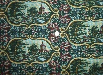 "60"" Wide Scenic Tapestry Upholstery Fabric"