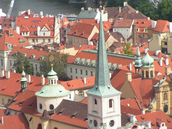 CITY OF SPIRES GREETING CARDS