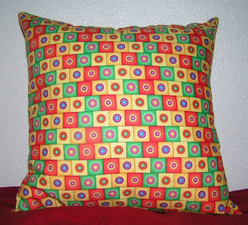 The SQUARED Pillow