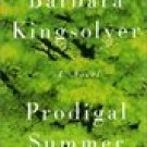 Prodigal Summer -Barbara Kingsolver