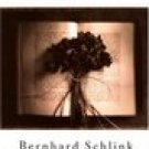 The Reader -Bernhard Schlink