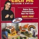 """Teach Me"" Plastic Canvas Leaflet 1638"