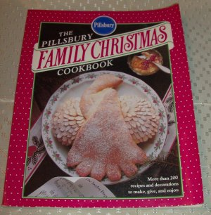 The Pillsbury Family Christmas Cookbook