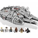 BRAND NEW STAR WARS LEGO #7965 MILLENNIUM FALCON
