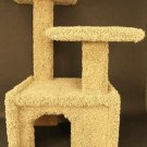 Cat Condo Furniture, Scratching post, Tower, Gym, Ground floor unit with tower lofts.