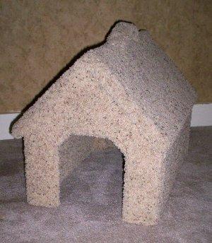 Small dog mansion