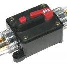 CAR STEREO AUDIO 12V CIRCUIT BREAKER FUSE 80 AMP 83-80