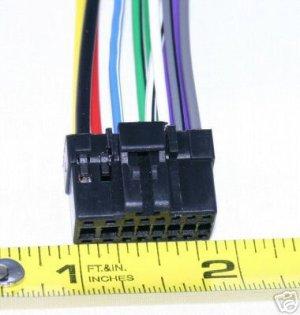 pioneer deh p3600 p4500mp p450mp p45mp wire harness 03a