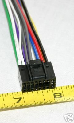 KENWOOD WIRE HARNESS KDC-135 KDC-MP335-MP2035-MP205 on kenwood harness pinout, kenwood stereo wire color codes, kenwood pin diagram, kenwood speaker diagram, 2jz-ge vvt-i pinout diagram, kenwood surround sound wiring diagram, kenwood speaker color code, kenwood car stereo wire connect,